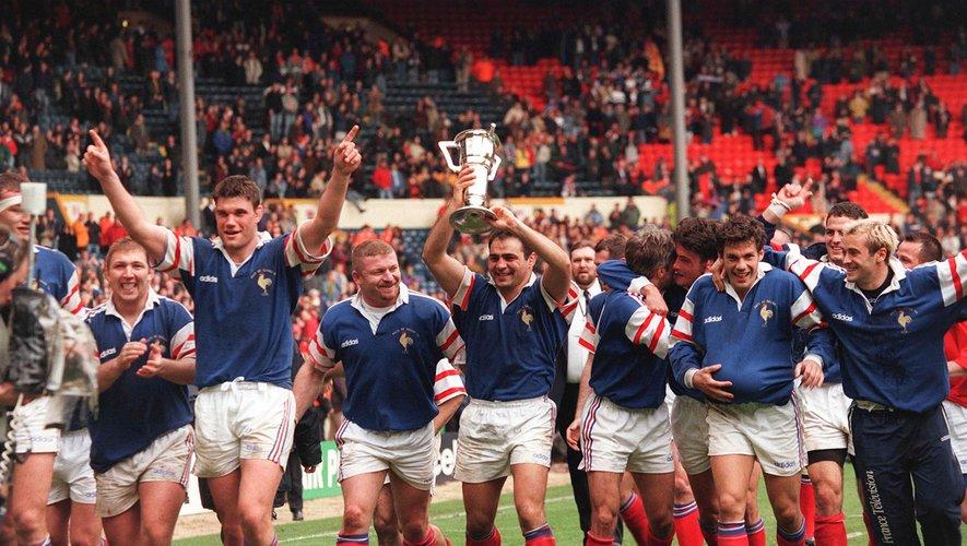 Galles – France: cinq matchs de légende