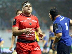 Toulon : Guirado finalement titulaire