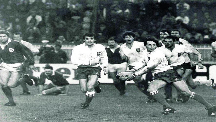 France - Irlande 1986 : un essai fou, fou, fou
