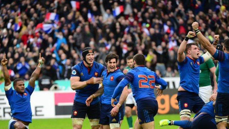 France - Irlande: Quatre ans qu'on l'attendait !