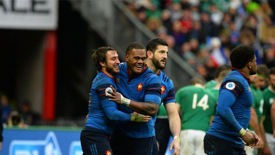 France - Irlande : les trois-quarts au crible