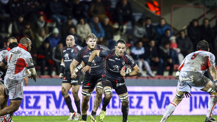Les Sharks croquent Toulouse
