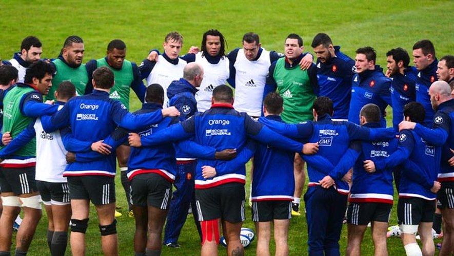 XV de France : c'est l'heure des jeunes