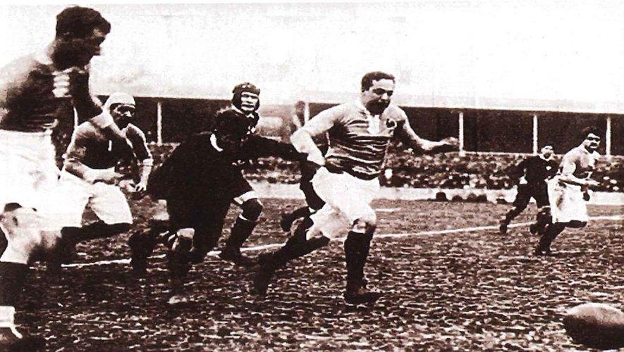 Il y a 110 ans, le premier match des Bleus