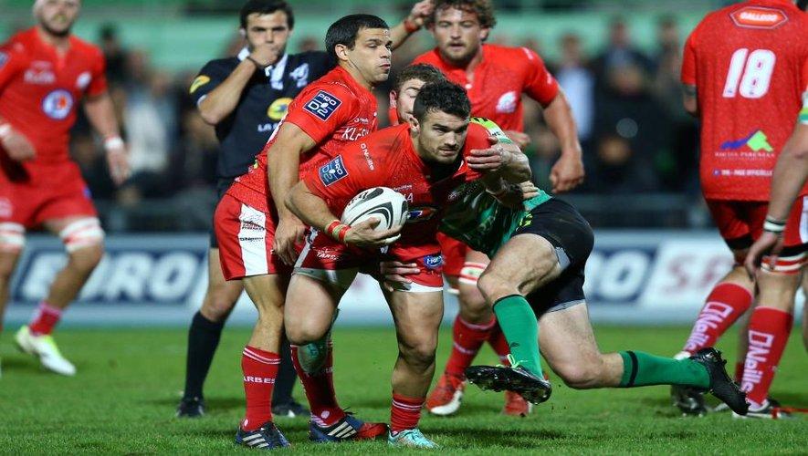Maxime Veau : «L'équipe n'a pas baissé les bras»