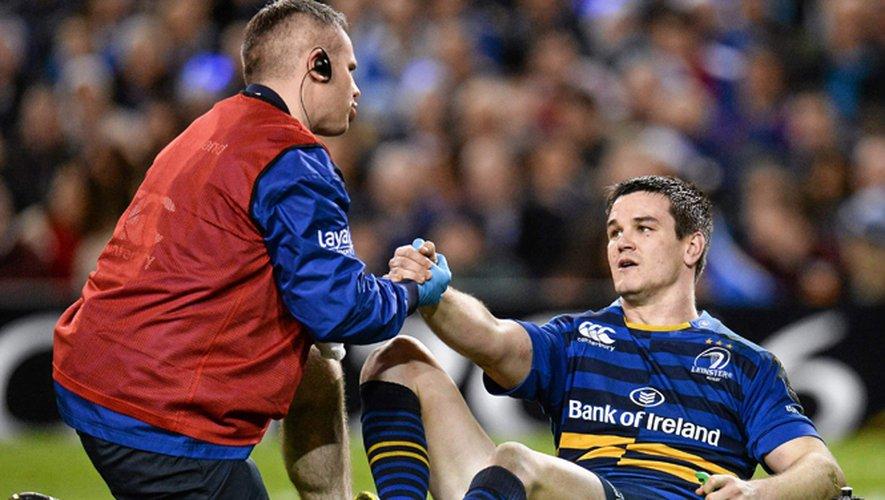 Même plus peur du Leinster !