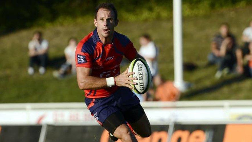 Provence rugby : Fraser en renfort !