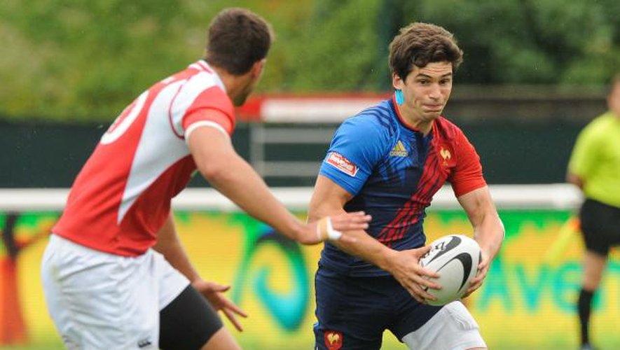 Rugby à VII : La France sur le podium