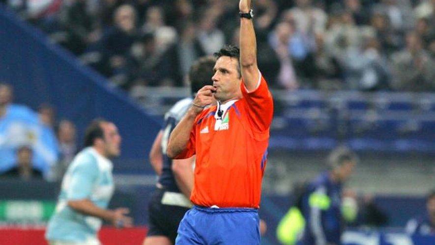 Joël Jutge quitte le World Rugby