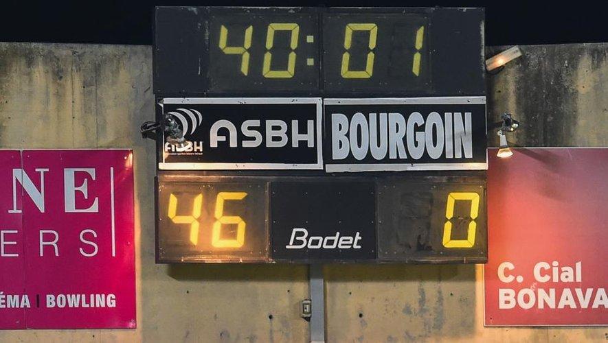 Les gros départements du rugby français