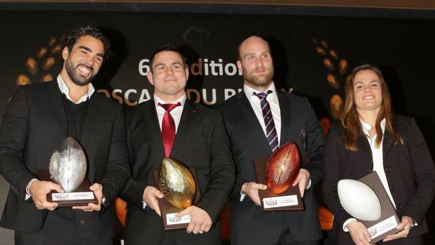 Les lauréats de la 62e cérémonie des Oscars Midi Olympique