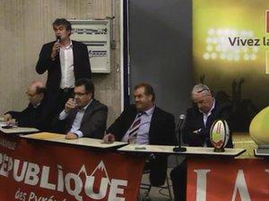 Il faut sauver le rugby en Bigorre