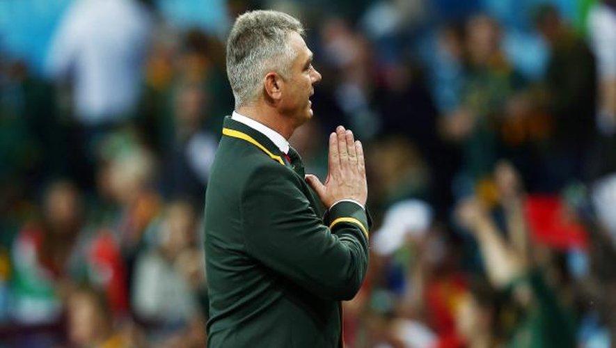 Meyer n'est plus sélectionneur de l'Afrique du Sud