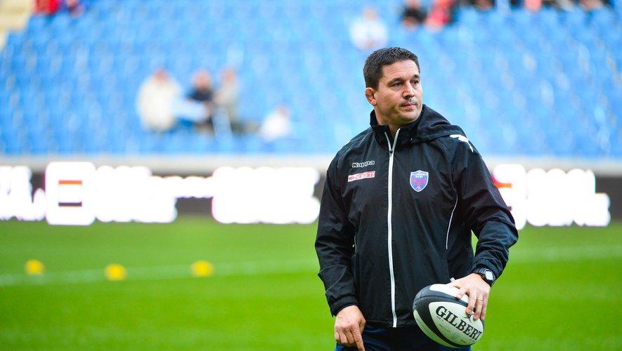 Sylvain Bégon écarté du staff