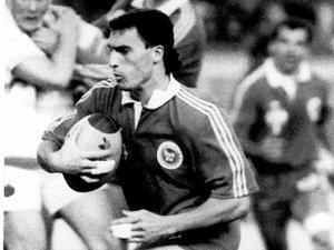 Bernard Lacombe, le joueur aux deux carrières