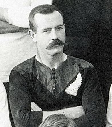 Dave Gallaher, la première légende