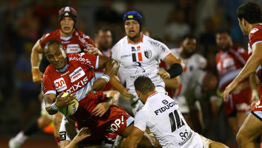 Racing 92 – Stade Toulousain finalement à Colombes