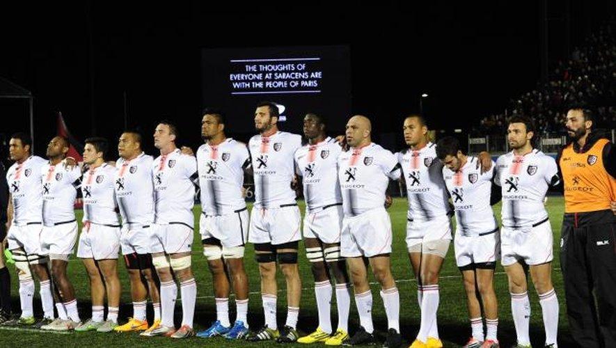 Le rugby réagit aux attentats