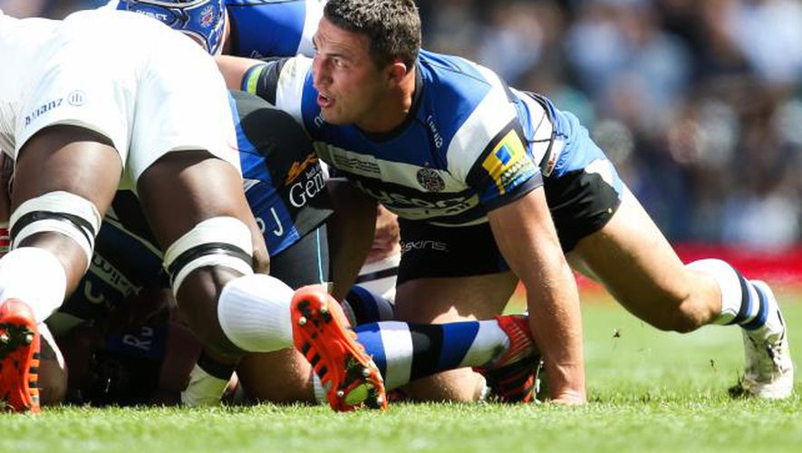 Burgess vide son sac