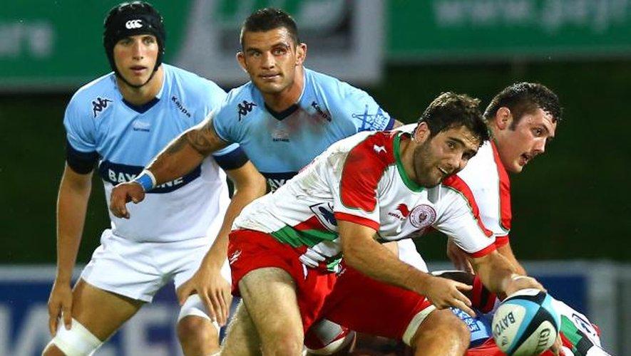 Le retour du derby basque !
