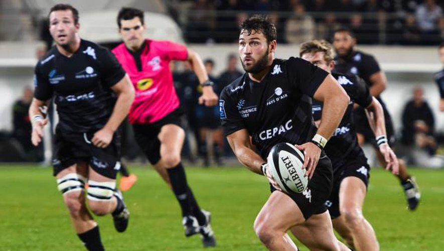 Provence Rugby : HOLD-UP PARFAIT !