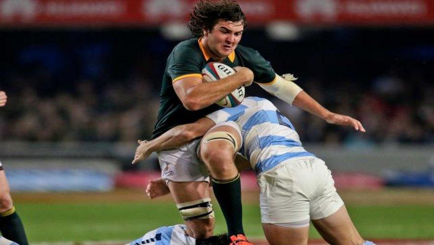 Argentine - Afrique du Sud : Deux identités de jeu opposées