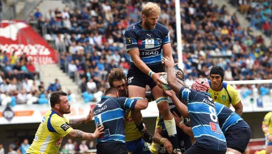 Match au sommet à Montpellier