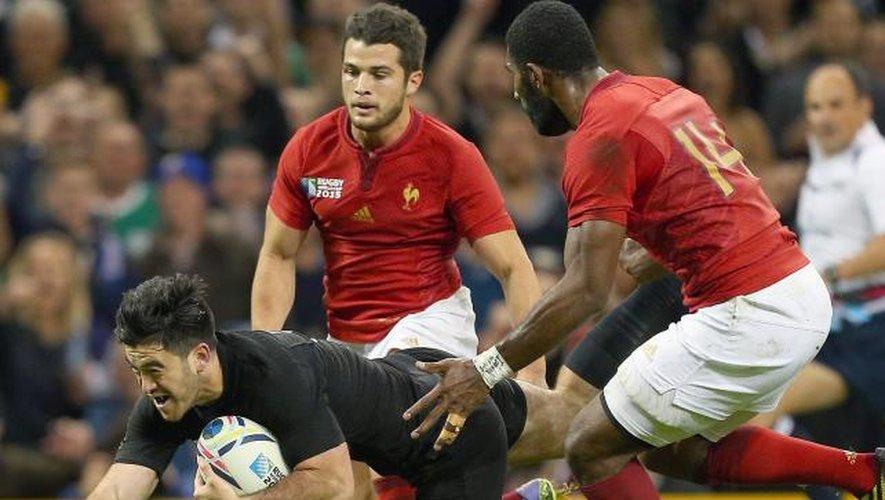 Les 5 plus beaux gestes de France - All Blacks