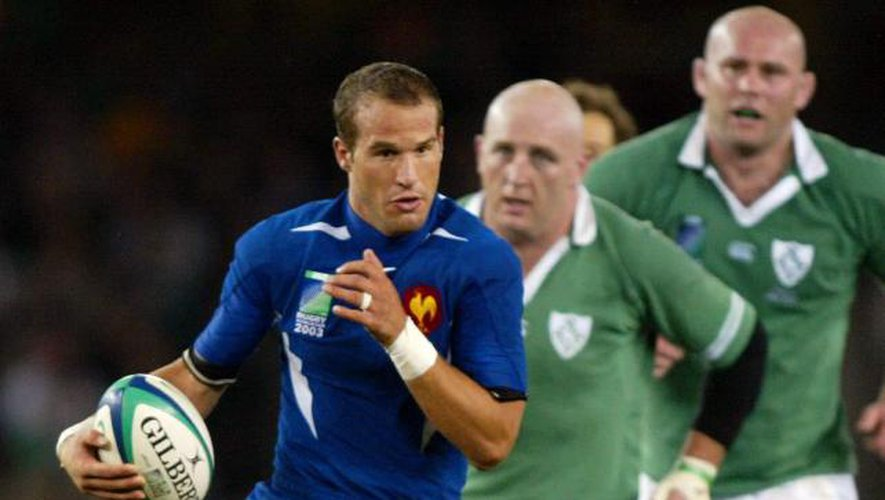 France-Irlande 2003 : la confirmation de Michalak