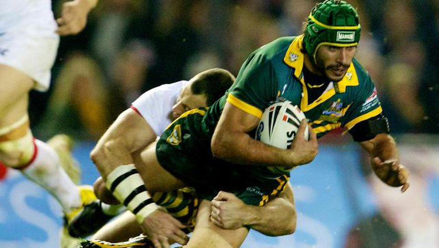 Finale NRL : Thurston et le North  Queensland au paradis