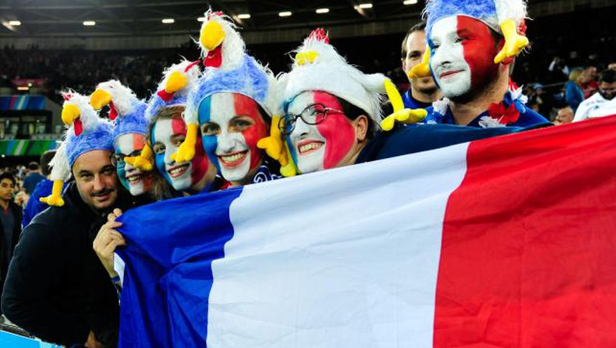 Supportez la France face au Canada en direct !
