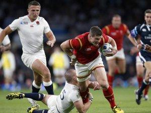 Angleterre — Pays de Galles, blessés mais vainqueurs