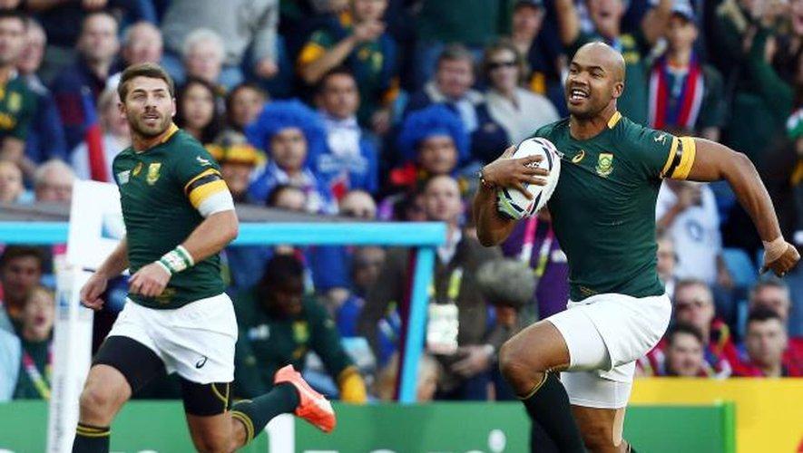 Les Springboks se ressaisissent en prenant le bonus