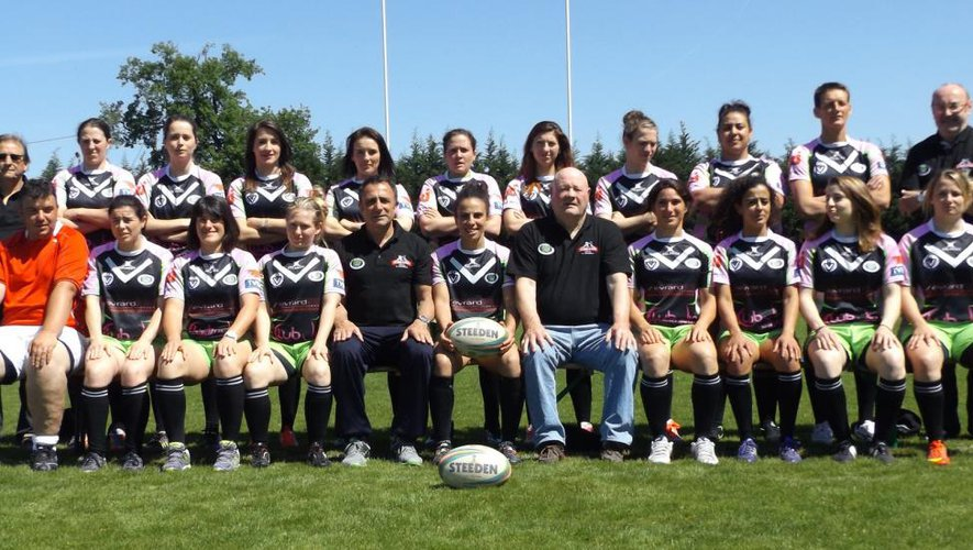 Les filles de Biganos-Facture: l'avenir du rugby à XIII en Gironde
