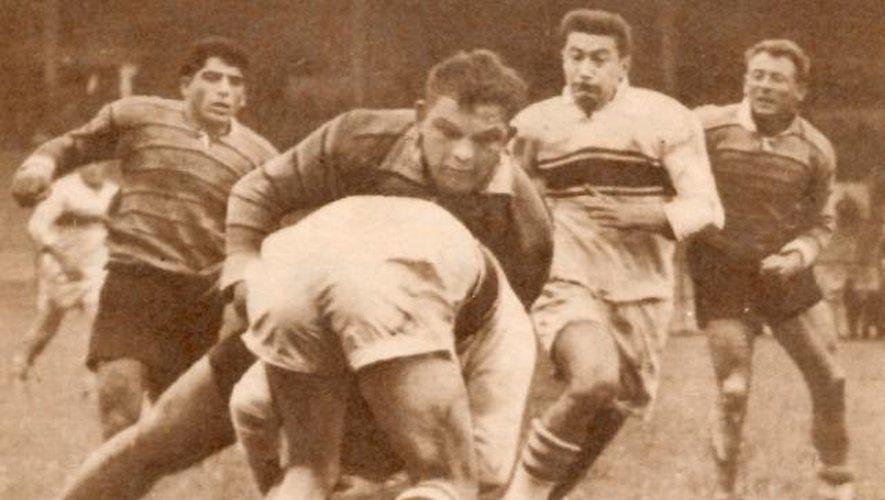 1954, le second titre des Bordelais