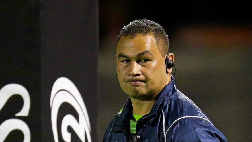 Pat Lam : «Pour les Samoa, tout a changé en 1991»