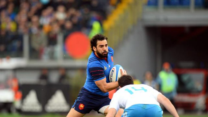 Yoann Huget : « L'Italie peut nous faire passer du rêve au cauchemar »