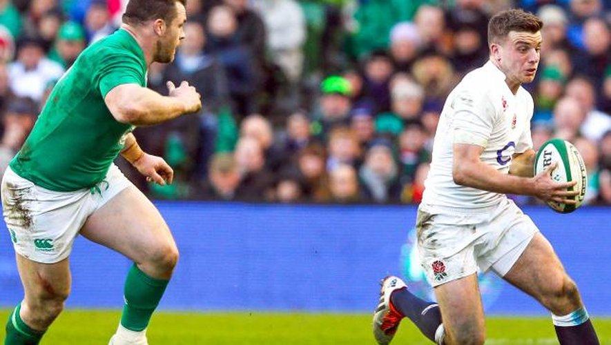 Angleterre-Irlande, la quête de confiance