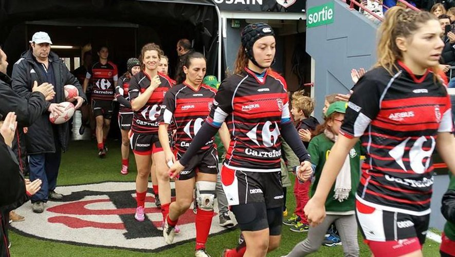 Stade toulousain Rugby féminin: pour une première saison dans l'élite