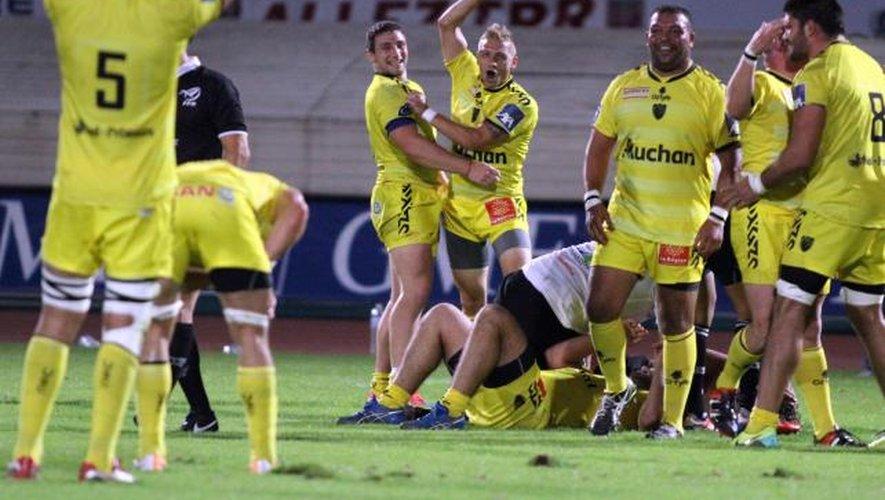 Retour gagnant pour Carcassonne