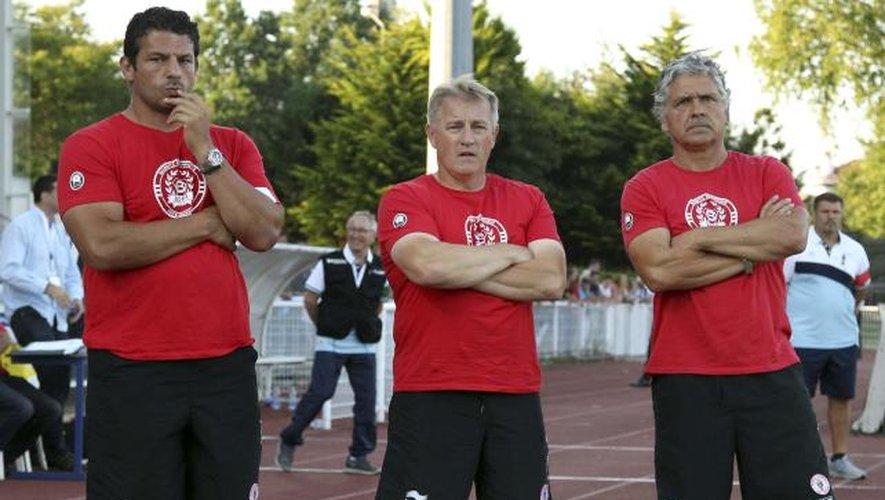 Chadebech : «Une intersaison plutôt positive»