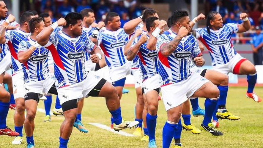 Samoa : Stephen Betham dégaine en premier