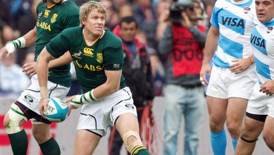 Jean de Villiers de retour au meilleur moment pour les Boks