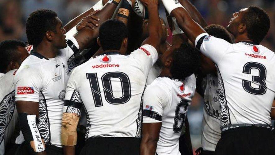 Les Fidji à nouveau vainqueurs