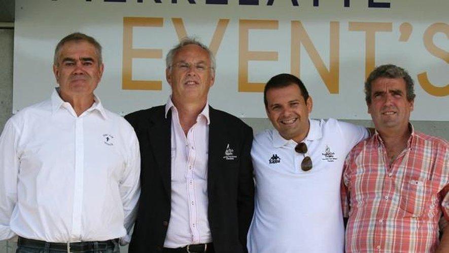 Alain Pecherand : « Je ne pars absolument pas fâché du club »