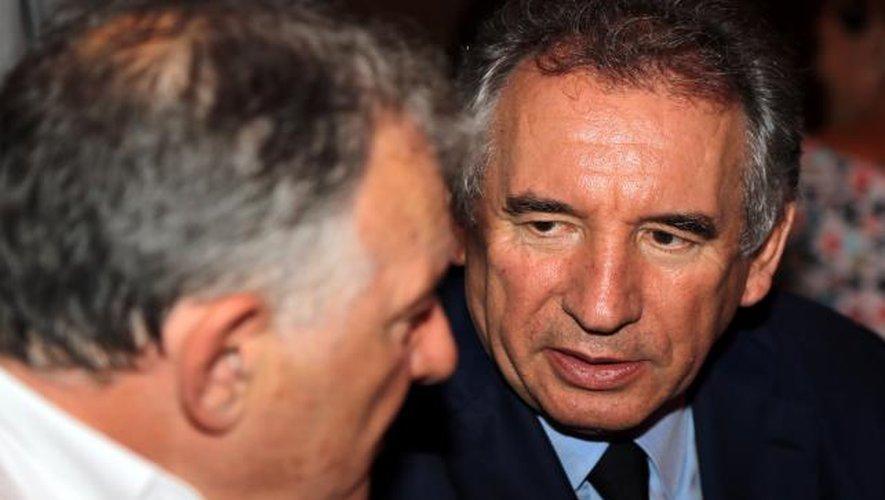 François Bayrou : « Je suis engagé comme si j'étais dans l'équipe »