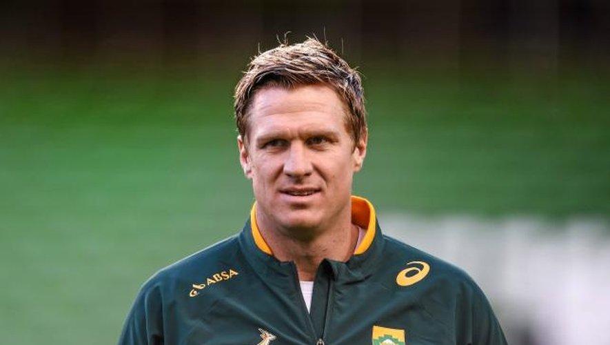 De Villiers rappelé chez les Springboks