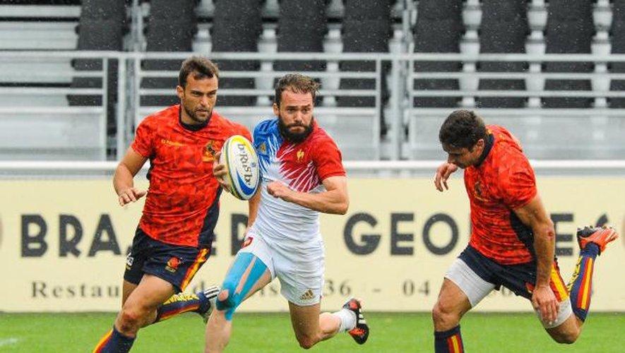 Bouhraoua : « On veut juste que le rugby à VII ait la place qu'il mérite »