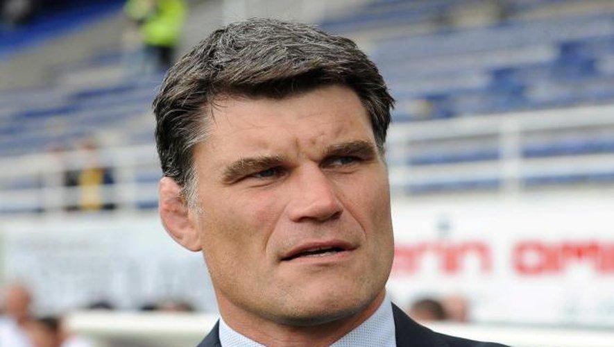Pelous, directeur sportif du Stade toulousain