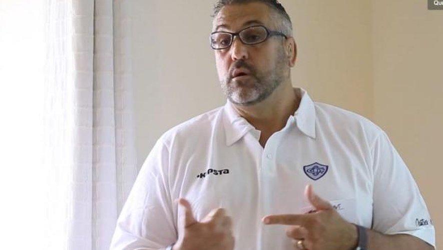 Christophe Urios: «L'ambition castraise»